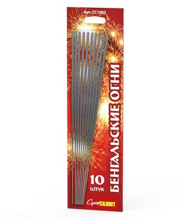 Бенгальские огни 250 мм Цена-70р.
